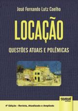 Capa do livro: Locação, José Fernando Lutz Coelho