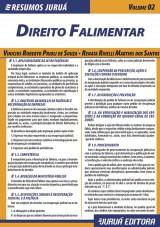 Capa do livro: Resumos Juruá - Direito - Direito Falimentar, Vinicius Roberto Prioli de Souza e Renata Rivelli Martins dos Santos