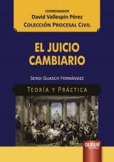 Capa do livro: El Juicio Cambiario - Teoría y Práctica, Sergi Guasch Fernández
