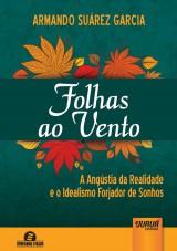 Capa do livro: Folhas ao Vento, Armando Suárez Garcia