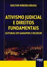Capa do livro: Ativismo Judicial e Direitos Fundamentais, Deilton Ribeiro Brasil