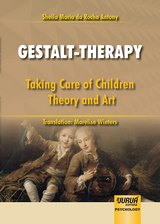 Capa do livro: Gestalt-Therapy - Taking Care of Children - Theory and Art, Sheila Maria da Rocha Antony - Translation: Marelise Winters