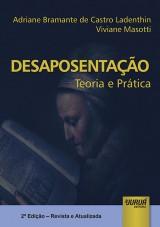Capa do livro: Desaposentação, Adriane Bramante de Castro Ladenthin e Viviane Masotti