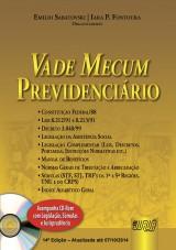 Capa do livro: Vade Mecum Previdenciário - Acompanha CD-Rom, Organizadores: Emilio Sabatovski e Iara P. Fontoura