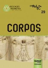 Capa do livro: Revista da Associação Psicanalítica de Curitiba - Vol. 29 - Corpos, Responsável por esta edição: Wael de Oliveira - Organizadora: Camila Zoschke Freire