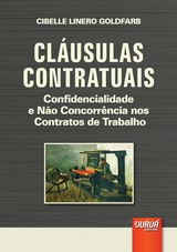 Capa do livro: Cláusulas Contratuais, Cibelle Linero Goldfarb