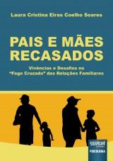 Capa do livro: Pais e Mães Recasados, Laura Cristina Eiras Coelho Soares