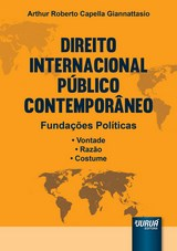 Capa do livro: Direito Internacional Público Contemporâneo, Arthur Roberto Capella Giannattasio