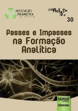 Capa do livro: Revista da Associação Psicanalítica de Curitiba - N° 30, Responsável por esta edição: Rosane Weber Licht - Colaboradora: Camila Zoschke