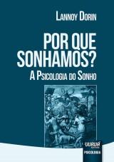 Capa do livro: Por Que Sonhamos?, Lannoy Dorin