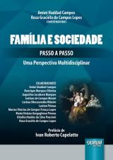 Capa do livro: Família e Sociedade - Passo a Passo, Coordenadoras: Amini Haddad Campos e Rosa Graciéla de Campos Lopes
