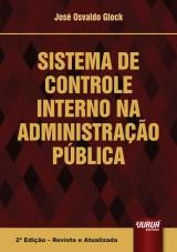 Capa do livro: Sistema de Controle Interno na Administração Pública, José Osvaldo Glock