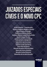 Capa do livro: Juizados Especiais Cíveis e o Novo CPC, Coordenador: Erick Linhares