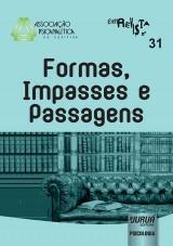 Capa do livro: Revista da Associação Psicanalítica de Curitiba - N° 31, Responsável por esta edição: Camila Zoschke Freire - Colaboradora: Rosane Weber Licht