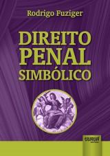 Capa do livro: Direito Penal Simbólico, Rodrigo Fuziger