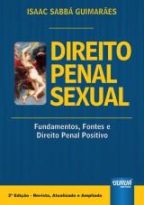 Capa do livro: Direito Penal Sexual, Isaac Sabbá Guimarães