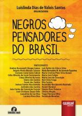 Capa do livro: Negros Pensadores do Brasil, Organizadora: Luislinda Dias de Valois Santos