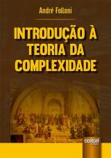 Capa do livro: Introdução à Teoria da Complexidade, André Folloni