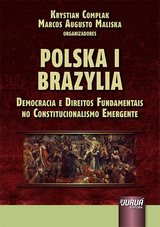 Capa do livro: Polska I Brazylia, Organizadores: Krystian Complak e Marcos Augusto Maliska
