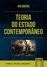Capa do livro: Teoria do Estado Contemporâneo, Ivo Dantas