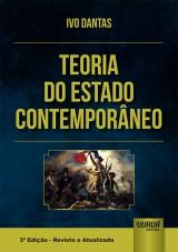 Capa do livro: Teoria do Estado Contemporâneo, Ivo Dantas