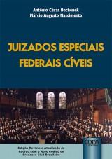 Capa do livro: Juizados Especiais Federais Cíveis, Antônio César Bochenek e Márcio Augusto Nascimento