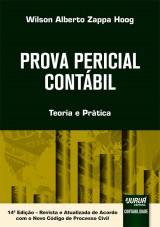 Capa do livro: Prova Pericial Contábil - Teoria e Prática, Wilson Alberto Zappa Hoog