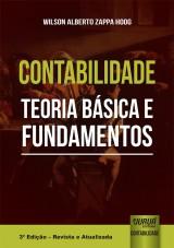 Capa do livro: Contabilidade, Wilson Alberto Zappa Hoog