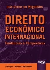 Capa do livro: Direito Econômico Internacional, José Carlos de Magalhães