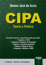Capa do livro: CIPA, Romeu José de Assis