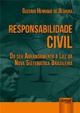 Capa do livro: Responsabilidade Civil, Gustavo Henrique de Oliveira