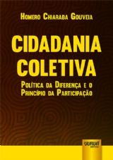 Capa do livro: Cidadania Coletiva, Homero Chiaraba Gouveia