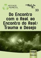 Capa do livro: Revista da Associação Psicanalítica de Curitiba - N° 33, Responsável por esta edição: Camila Zoschke Freire