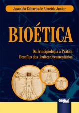 Capa do livro: Bioética, Jesualdo Eduardo de Almeida Junior