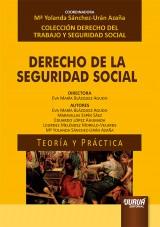 Capa do livro: Derecho de la Seguridad Social, Directora: Eva María Blázquez Agudo
