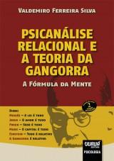 Capa do livro: Psicanálise Relacional e a Teoria da Gangorra - A Fórmula da Mente, Valdemiro Ferreira Silva