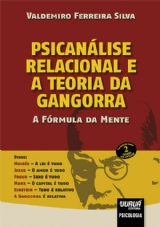 Capa do livro: Psicanálise Relacional e a Teoria da Gangorra, Valdemiro Ferreira Silva