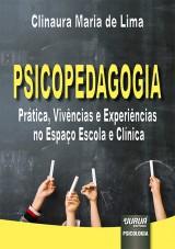 Capa do livro: Psicopedagogia, Clinaura Maria de Lima