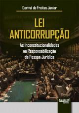Capa do livro: Lei Anticorrupção, Dorival de Freitas Junior