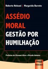 Capa do livro: Assédio Moral, Roberto Heloani e Margarida Barreto