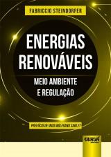 Capa do livro: Energias Renováveis, Fabriccio Steindorfer