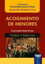Capa do livro: Acogimiento de Menores, Encarnación Abad Arenas