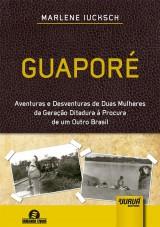 Capa do livro: Guaporé, Marlene Iucksch