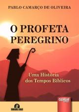 Capa do livro: Profeta Peregrino, O - Uma História dos Tempos Bíblicos, Pablo Camarço de Oliveira