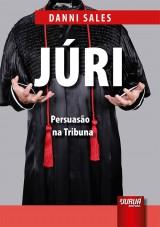 Capa do livro: Júri, Danni Sales Silva