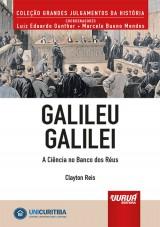 Capa do livro: Galileu Galilei - A Ciência no Banco dos Réus - Minibook, Clayton Reis