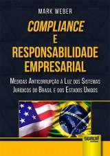 Capa do livro: Compliance e Responsabilidade Empresarial, Mark Weber