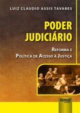 Capa do livro: Poder Judiciário, Luiz Claudio Assis Tavares
