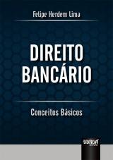Capa do livro: Direito Bancário, Felipe Herdem Lima