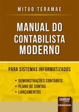 Capa do livro: Manual do Contabilista Moderno, Mituo Teramae